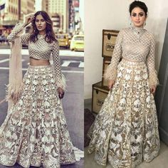 💞Feel the love with butterfly beaded lehenga 💞 💯You can pick anycolour for your inspired wedding dress 💯 Book Your Appointment Simply Call Us On 07498777492 ✔Share✔Comments✔Like Indian Wedding Gowns, Indian Gowns Dresses, Indian Bridal Outfits, Girls Dresses, Prom Dresses, Lehenga Choli Designs, Anarkali, Churidar, Salwar Kameez