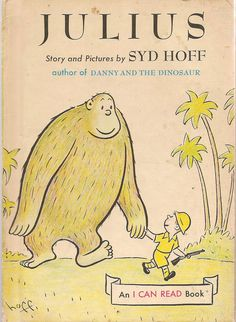1959 Julius by Syd Hoff An I Can Read Book by babyshapes on Etsy I Can Read Books, I Love Books, My Books, Story Books, My Childhood Memories, 1980s Childhood, School Memories, Retro Kids, Cute Stories