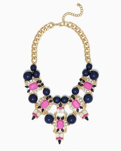 charming charlie | Gumball Menagerie Necklace | UPC: 410007024617 #charmingcharlie