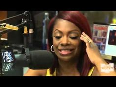 Interview With Kandi Burruss At The Breakfast Club Power 105.1 [Part 1]