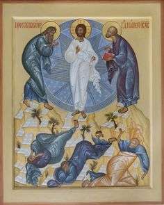 Transfiguration of the Lord icon