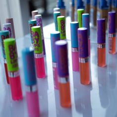 NEW for July: #Maybelline Baby Lips Moisturizing Gloss