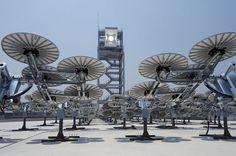 Solar Techno Park in Yokohama