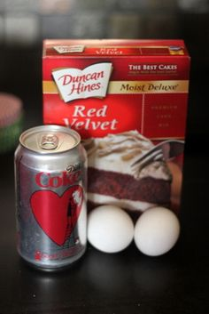 Diet Coke cupcakes - Must try!