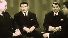 The Kray Twins - Ronnie & Reggie - 1965 - video dailymotion The Krays, East End London, Identical Twins, Marmite, Twin Brothers, Gangsters, Rare Photos, Crime, Vintage