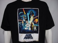 Star Wars Weekends 2007 XL T-Shirt Walt Disney World Mickey Mouse Darth Vader #Disney #GraphicTee