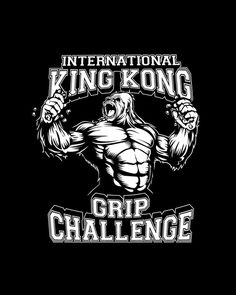 Design for the International King Kong Grip Challenge by fathair