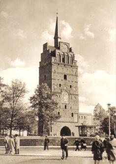 DDR, Rostock, Kröpeliner Tor