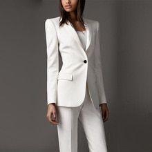 1bd9a12805 New Women Suit Business Spring Pant Suits Women Summer Business Suits  Female Formal Work Wear 2 Piece Female Trouser Suits