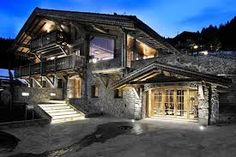 Image result for CONTEMPORARY chalets