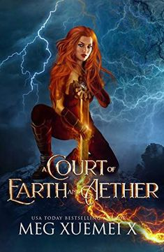 I am so excited that A COURT OF EARTH AND AETHER by Meg Xumei X is available now and that I get to share the news! If you haven't yet heard about this wonderful book by Author Meg Xumei X, b… Book Review Sites, Fantasy Romance, Fantasy Books, Love Scenes, Story Characters, Gift Card Giveaway, Daddy Issues, Paranormal Romance, Amazon Gifts