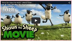 Shaun The Sheep Movie Preview 2015