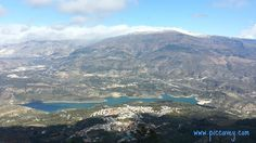 Pinos del Valle is one of the villages of the Lecrin Valley. This is region is close to the Alpujarra and just a short drive from Granada. The village looks over the Beznar reservoir and is set amongst Pine, orangeRead more