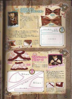(698×960) Lolita Sewing Pattern