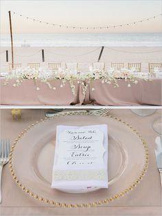 Here's some beautiful destination beach wedding inspiration. What will your Scrub Island wedding look like?