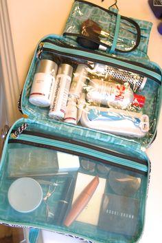 sew toiletry bag, travel toiletry bag, organized traveling, travel bags, organization bag toiletry, simpli organ, makeup travel, necessaires traveling, organ travel