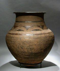 Africa | Storage Jar. Luo, Uganda/Sudan | 20th Century.