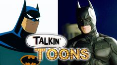 Kevin Conroy Voices Christopher Nolan's The Dark Knight! (Talkin' Toons ...