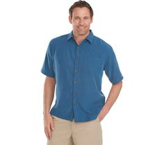 d71f60c4de12 Men's Woolrich Vireo II Modal Dobby Shirt with FREE Shipping &  Exchanges. An ideal