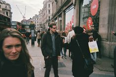 Disposable Camera Project | Oxford Circus
