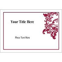 Free Avery Template For Microsoft Word Name Badge Insert - Name badge template