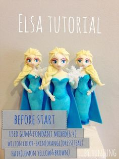 Elsa Tutorial by YunJung