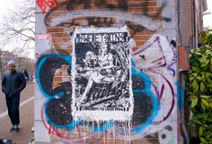 Straatkunst (5)   Street art (5)