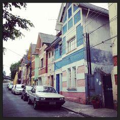 Jardim Heloisa (Sao Paulo / Brazil), neighborhood with european influence.