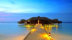 Heavenly Lily Beach Resort..[1920X1080]