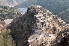 Roghudi, Calabria, Italy