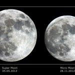 Súper Luna vs. Micro Luna