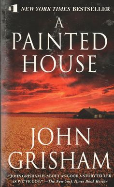 A Painted House #1 New York Times Bestseller, mystery, paperback