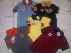 Kaos Polo Anak