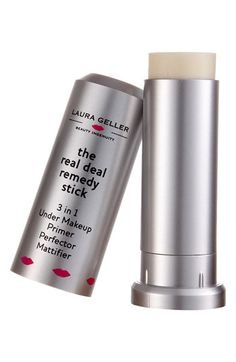 MATTE Laura Geller Makeup 'The Real Deal Remedy Stick' Primer & Mattifier | Nordstrom