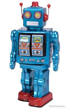 vintage robots - Google Search