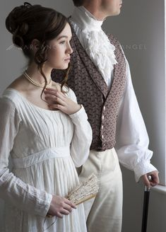 regency coupleBY: Lee Avison