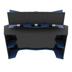 r2 gaming desk gaming setup pinte. Black Bedroom Furniture Sets. Home Design Ideas