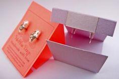 DIY Earring Cards by WireBlissMei