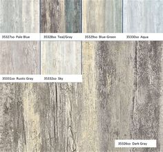 Rustic Weathered Barnwood Wallpaper Chippy Distressed Wood Aged Shabby Coastal Cottage Country Farmhouse Chic By The Yard V35326so