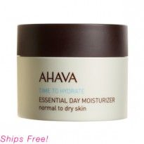 AHAVA Essential Day Moisturizer - Normal to Dry Skin $38.50