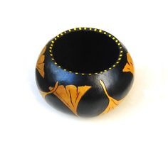 Better with Black by Pat on Etsy