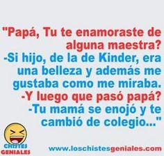 Funny Spanish Jokes, Spanish Humor, Spanish Quotes, Funny Jokes, Hilarious, Pepito Jokes, Humor Mexicano, Words, Caramel