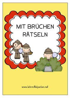 27 best Mathematik Brüche images on Pinterest   Mathematics, Primary ...