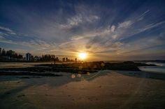 #Sunset #SnapperRocks #GoldCoast #Australia #Rocks #Waves #Beach #Nature #VisitGoldCoast #IGWorldClub by jokmau
