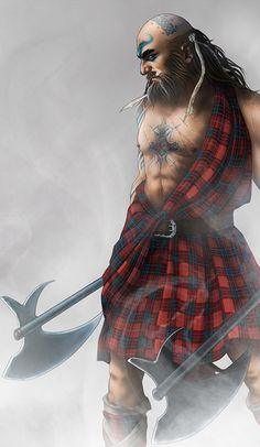 dwalinroxxx: See this bunch of Scotsmen, so strong a handsome built?I wonder if it's true what they don't wear beneath the kilt So, have a whole gang now. BLAME YOURSELVES *fans self aggressively* Dwalin Tolkien, Scottish Warrior, O Hobbit, Hobbit Art, Celtic Warriors, Men In Kilts, Celtic Art, Legolas, Picts