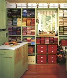Sewing room makeover ideas