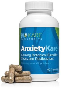 Combat your anxiety with AnxietyKare: an all-natural, plant-based supplement. Experiencing chronic panic attacks, anxiety and worrying is crippling, and no one should have to live that way. While many have good intentions, doctors will prescribe pills like Xanax that are numbing, promote dependency and only cover up your symptoms instead of reliving the pain naturally.
