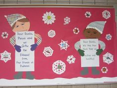 Dear Santa Healthy Bulletin board on PE Central. One of my favorites ever posted on our site.