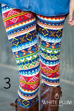 White Plum's Print Leggings | 31 Styles! | Jane