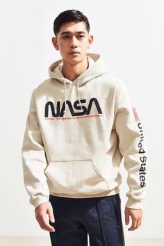 a02440386306 Slide View  3  NASA Hoodie Sweatshirt Nasa Hoodie